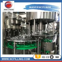 Wholesale Juice Beverage Drink Beer Isobaric Filling Bottling Making Machine 6000BPH from china suppliers