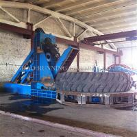 Buy cheap 4m Large Waste Tyre Recycling Machine 20 - 100 Mesh Powder Size Low Energy Consumption from wholesalers
