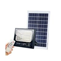 Buy cheap Dustproof Solar Powered LED Flood Light 100W 200W For Outdoor Yard Garden from wholesalers