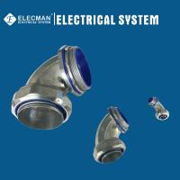 Buy cheap Zinc Liquid Tight Connector 90° Type from wholesalers