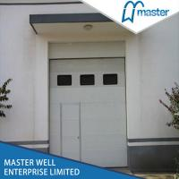 Buy cheap Customized Automation Galvanized sectional door with high performance and years warranty from wholesalers