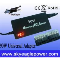 Buy cheap 90w slim type universal laptop adapter, automatic switch from wholesalers