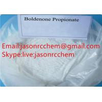 Buy cheap Boldenoe propionate White 99.8 % Purity an androgen and anabolic steroid CAS 106505-90-2 formula C27H38O3 from wholesalers