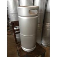 Buy cheap US beer barrel 5.16gallon empty beer keg with sankey D type spear for brewery from wholesalers