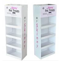 Buy cheap Electronic accessories display Paper Cardboard Floor Standing from wholesalers