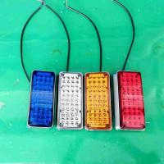 Buy cheap ambulance side strobe lights ambulance truck 7*3 LED marker blinker light from wholesalers