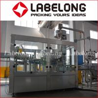 Buy cheap Mineral Water Bottle Filling Machine Stainless Steel PLC Control CE Certification from wholesalers