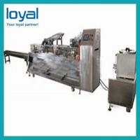 Buy cheap Automatic Cookie Cake Almond Toast/Bread Slicing Slice Processing Machine Biscuits Slicing And Aligning from wholesalers