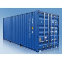 Buy cheap High Strength Customized 20ft / 40 Foot Shipping Container 6058mm*2438mm*2591mm from wholesalers
