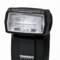 Buy cheap Flash Speedlite for Canon Cameras, Fast Recycle Time of Less than 2s from wholesalers