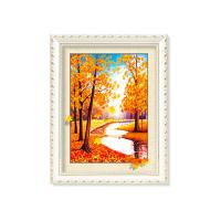 Wholesale Beautiful Nature Scenery 5D Pictures 30x40cm 5D Deep Effect 0.6mm PET from china suppliers