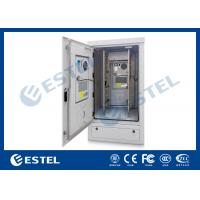40U Anti-Rust Paint Outdoor Equipment Enclosure Climate Controlled Cabinet