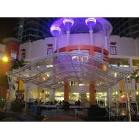 Buy cheap Heavy Duty Aluminum Stage Truss System With PVC Material Tent , stage lighting truss from wholesalers
