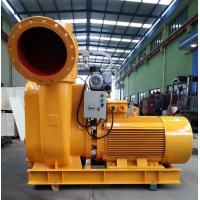 Buy cheap centrifugal electric motor sewage suction pump self sucking waste water pump industrial sewage pump from wholesalers