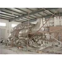 Wholesale Outdoor Decoration cast Bass Tortoise Statue Sculpture from china suppliers