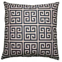 Buy cheap Navy Blue Polyester / Fleece Pillow Cushion Covers Couch Throw Pillows Decorative Pillows from wholesalers