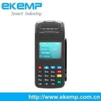 China Handheld Wireless Mobile POS Terminal YK600 with Thermal Printer for Data Transmission on sale