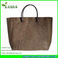 Buy cheap LUDA Simple Shopping Bag Paper Straw Gifts Bag from wholesalers