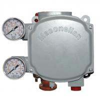 Buy cheap Pneumatic Power Digital Valve Positioner 3.6 - 300 Mm Valve Travel CE EAC from wholesalers