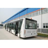 Wholesale 110 Passenger Airport Limousine Bus , 4 Stroke Diesel Engine Airport Coaches from china suppliers