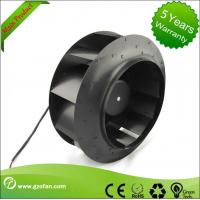Buy cheap Energy Saving EC Centrifugal Fans / Roof Ventilation Fan Backward Curved from wholesalers