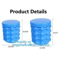 Buy cheap custom ice bucket silicone ice cube maker genie silicone,barware factory sells inflatable wine beer champagne silicone i from wholesalers