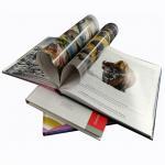 Buy cheap Custom Creat Own Cookbook Print Yearbook Make Book Printing from wholesalers