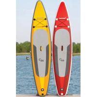 Buy cheap Fishing / Racing Touring Paddle Board PVC Rainforced DWF 12'6 With Cusom Logo from wholesalers