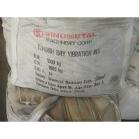 Buy cheap Tundish Dry Vibration Mix from wholesalers