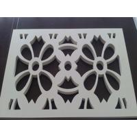 Wholesale White Closed Cell PVC Celuka Foam Board Glossy Anti UV For Cutting Decoration from china suppliers