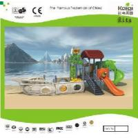 Quality Pirate Ship Series Outdoor Playground (KQ9095A) for sale