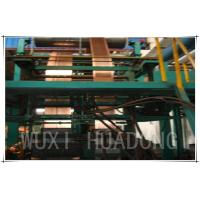 Buy cheap 14mm Two Strands Strip Copper Continuous Casting Machine Low Frequency from wholesalers
