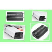 Buy cheap Intelligent 14V 15A Race Car Battery Charger 1.5 KG With Aluminum Black Silver Housing from wholesalers