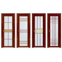 Buy cheap Household Powder Coating Aluminium Casement Door 5 mm + 9 A + 5 mm from wholesalers