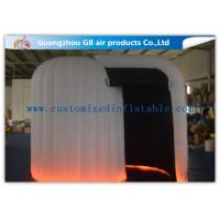Buy cheap Commercial Giant Snail Inflatable Photo Booth Rental with Led Lighting from wholesalers