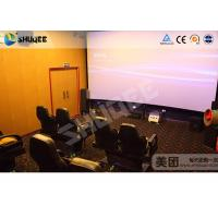 Buy cheap Special design 5D movie theater screen projector control system product