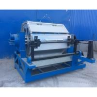 Buy cheap Stable Performance Semi Automatic Egg Tray Machine For Egg Container Durable from wholesalers