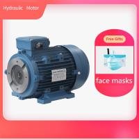 Buy cheap Hollow Shaft Hydraulic Electric Motor Aluminum Housing With Free Gifts Face Mask from wholesalers