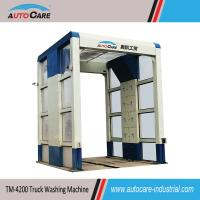 Buy cheap Heavy duty Truck Washing machine, Drive through Truck wash System with high pressure jet from wholesalers