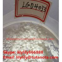 Buy cheap Sarms Ligandrol CAS 1165910-22-4 LGD-4033 Fat Loss Steroid Powder for Bodybuilding from wholesalers