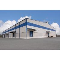 Buy cheap Metal Building Workshop Logistics Steel Buildings Manufacturers In China from wholesalers