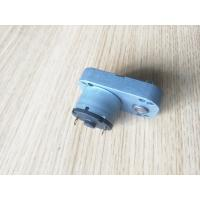 Buy cheap D3323G37 Right Angle Gear Motor DC Brush Commutation For Warning Lights from wholesalers