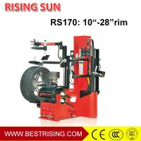 Buy cheap Super automatic hydraulic tire changer for workshop from wholesalers