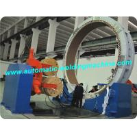 Quality Customized Pipe Welding Rotator And Positioner For Wind Tower Production Line for sale