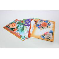 Buy cheap CMYK Color Art Paper Custom Envelope Printing Services International Standard from wholesalers
