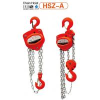 Buy cheap ENGINE HOIST CHAIN BLOCK CE from wholesalers
