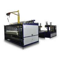Buy cheap High efficiency automatic mattress film packing machine from wholesalers