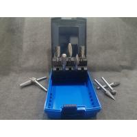 Buy cheap Flame Shape Die Grinder Bits Carbide Good Chemical Stability +/-0.01mm Tolerance from wholesalers