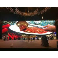 School LED Video Display P6 Indoor Larger Sized TV with Cree LED Lamp Manufactures