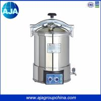 Buy cheap Hand Wheel Door Type Electric Heating System Steam Sterilizer from wholesalers